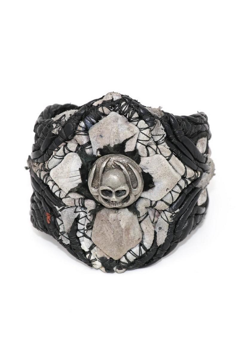 Punk Rock Minimaliste Homme Acier Noir Doubles Franco Cha/îne Gourmette Bracelet AVCE Fermeture Buckle