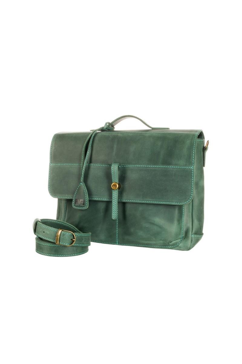 Brown real leather comfortable women men stylish design handmade shoulder bag