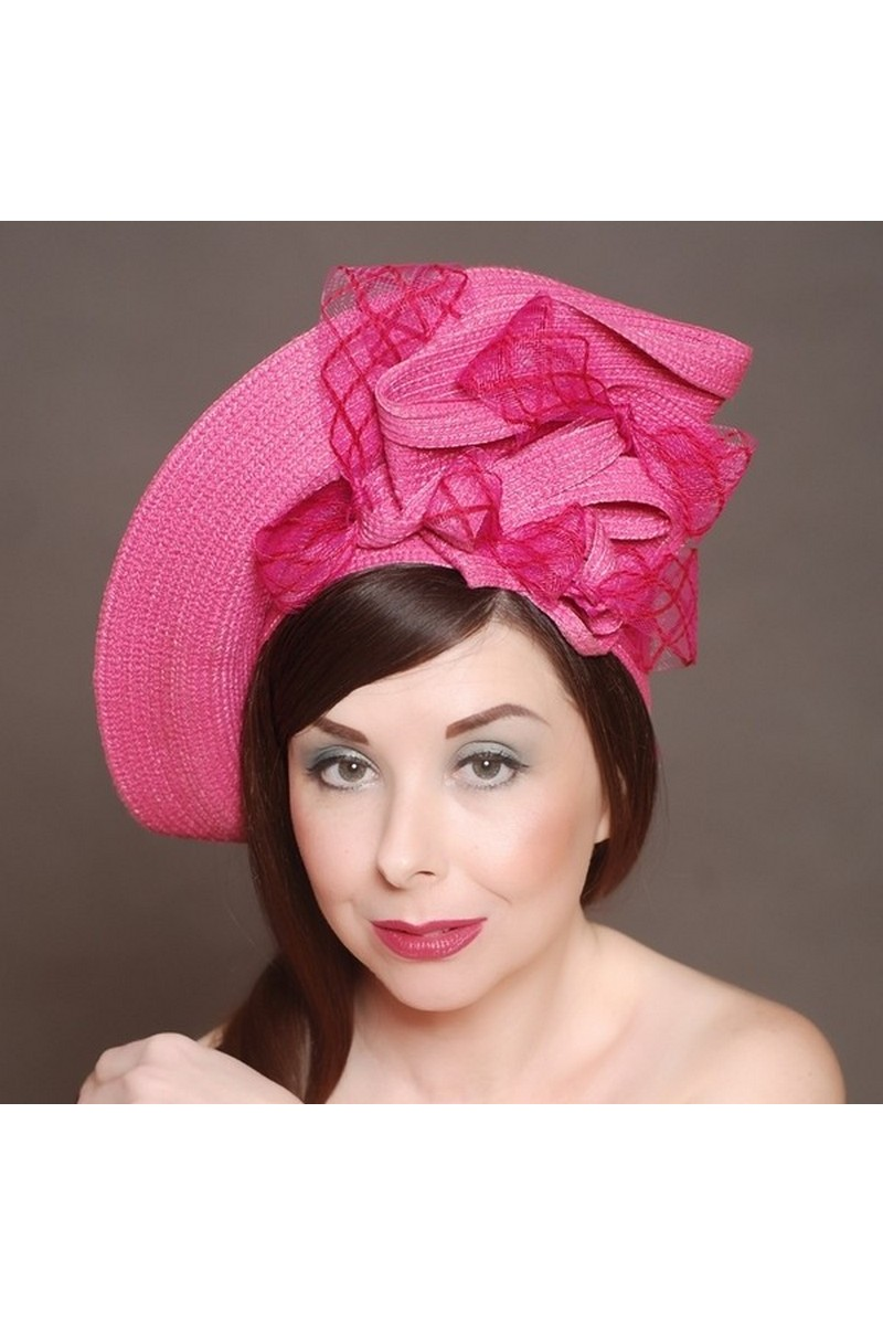 Buy Summer pink hat for Ladies, Kentucky Derby Hat Party Hat